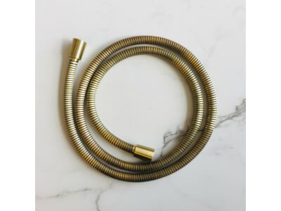 Meir tiger bronze gold shower hose